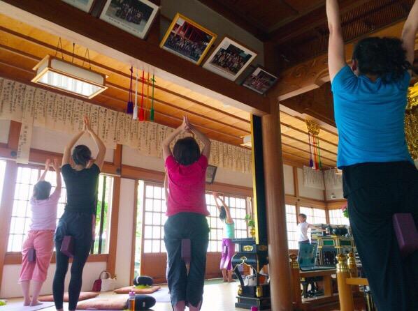 寺ヨガ※瞑想クラスもありますのイメージ